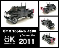 GMC Topkick 4500
