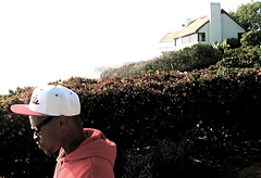 (TOPSHELFJUNIOR) Tags: sunglasses houseparty coast losangeles hoodie baseballhat malibu pch snapback