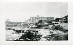 [IDAHO-B-0022] Snake River - St. Anthony (waterarchives) Tags: buildings river idaho warehouse snakeriver stanthony realphotopostcardrppc