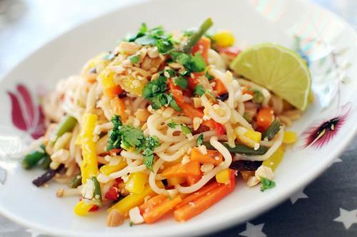 veggie-pad-thai