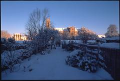min dawn my colour 1 (yamatime) Tags: uk blue winter snow film church 35mm canon dawn slide scan minster provia beverley eos1 lightroom eastyorkshire cs3 400x