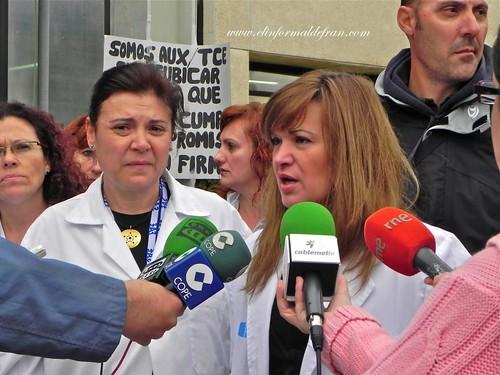Concentración Auxiliares de Enfermería