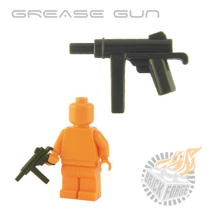 Grease Gun - Army Green