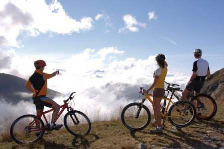 Na kolo do Dolomit
