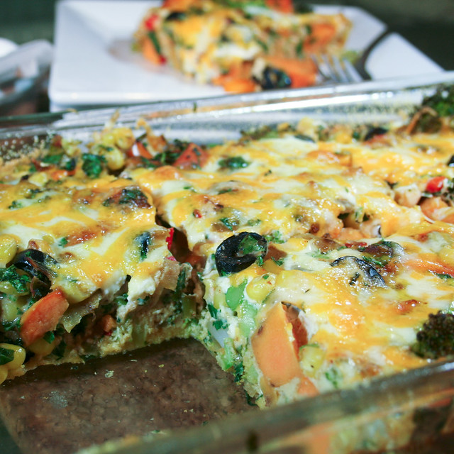 recipe: frittata in casserole dish [10]