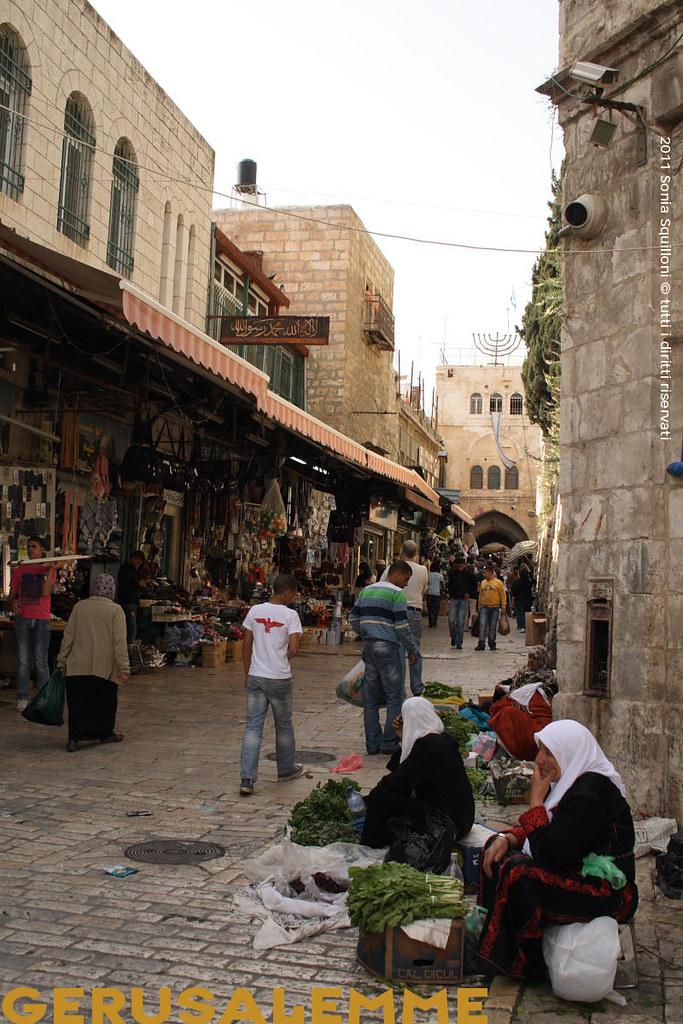 Gerusalemme, El Wad Ha Gai