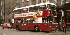 016 Advert Location (Calum Melrose) Tags: buses al edinburgh restoration gsc alexander lrt lrc lothian leyland atlantean 659x