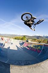 BMX (sharpneil) Tags: france grenoble skateboarding neil sharp crolles sharpographycouk