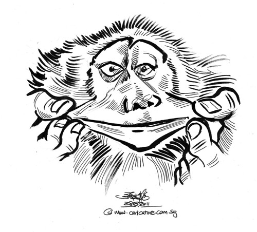 botox monkey