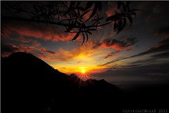 The Peak of Pregodalem (3119 m) (mohdfar8) Tags: sky sun nature sunrise indonesia landscape asian java nikon mt batavia framing gunung awan expat matahari d90 merbabu jawatengah mtlawu sunspike mountmerbabu indonesianvolcano pulaujawa gunungmerbabu gununggunungberapiindonesia amazingindonesia shihoulatte goldehhour puncaksharif puncakkerto