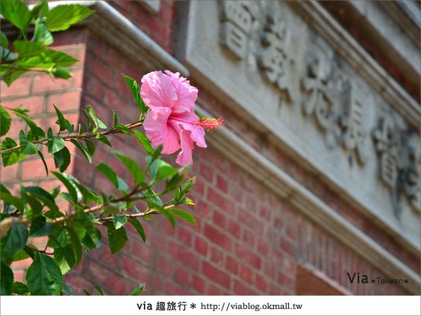 【台中景點】柳原教堂~百年歷史風華教堂,新人婚拍最愛!6