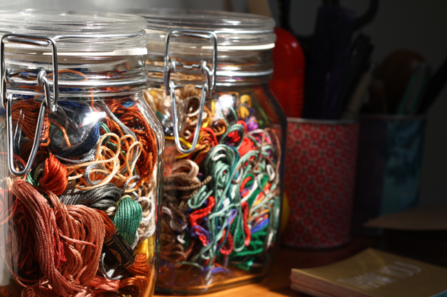 thread jars