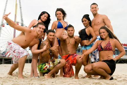 jersey shore season 4 house. 2011 Jersey Shore Season 4: