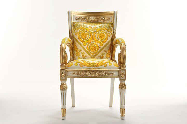 05 Vanitas Armchair por Official Versace