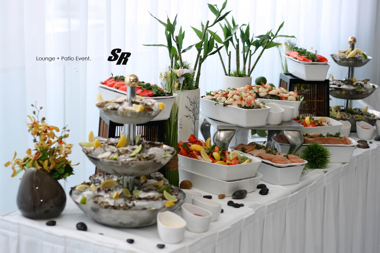 SR Lounge + Patio Event