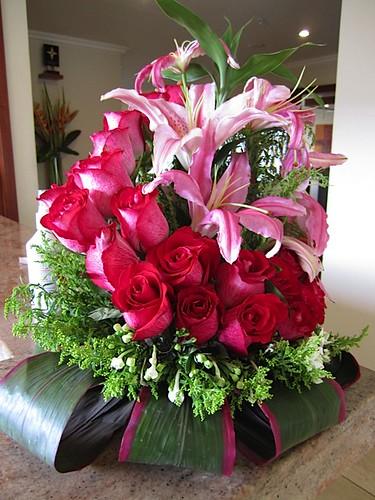 ecuador-easter-lilies