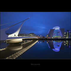 Dockland (Tony Murphy) Tags: bluehour