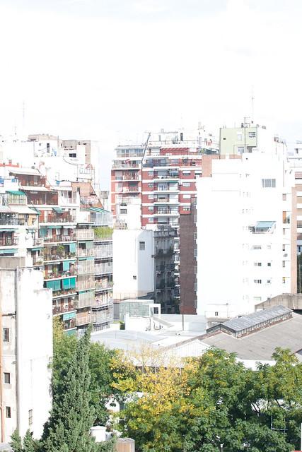 Buenos Aires - subrexposta em 1 stop