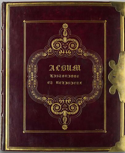 001- L'album du moyen-âge 1836- Jean Midolle