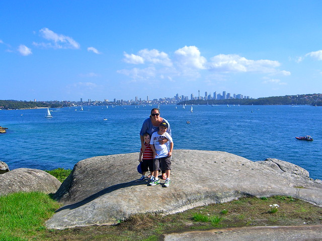 View of Sydney from South Head