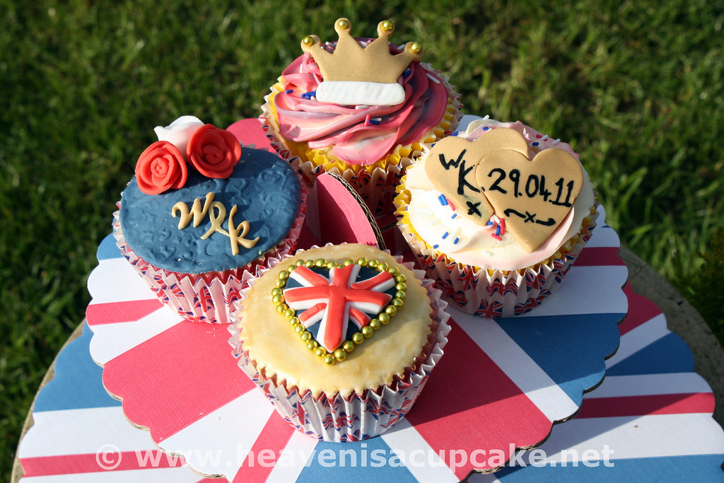 Royal Wedding Cake of Prince William and Kate Best Pictures