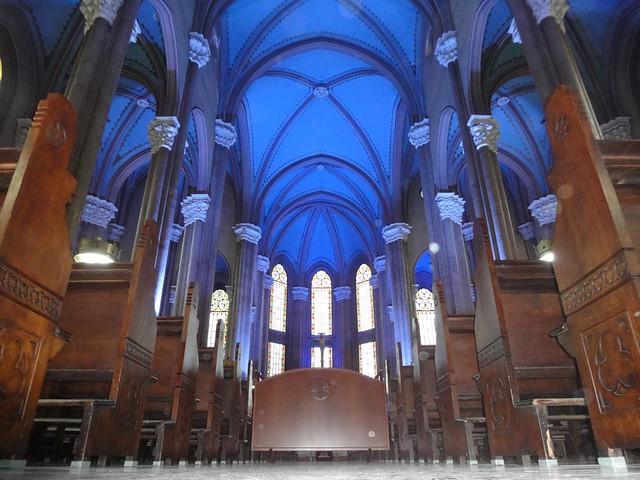 Igreja de Santo Antonio de Padua em Istambul