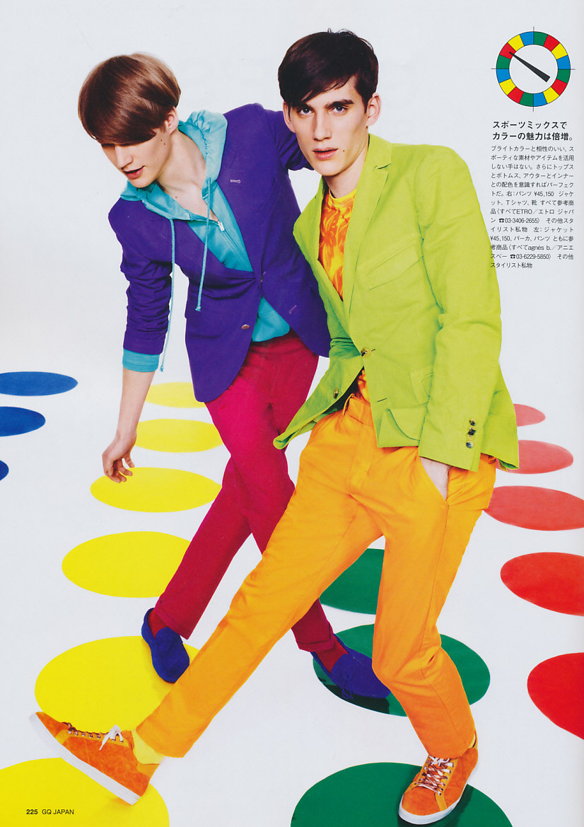 GQ Japan96_2011_05_506Stephan Haurholm&Sebastian Brice