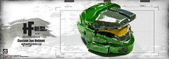 HAZEL-Fantasy - Custom Jun Helmet (HAZE-1/4cm) Tags: test game night design amazing mare hand lego parts helmet halo system made prototype minifigs custom armory product ltd jun hazelfantasy