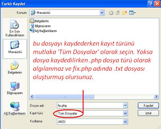 fix.php dosyası