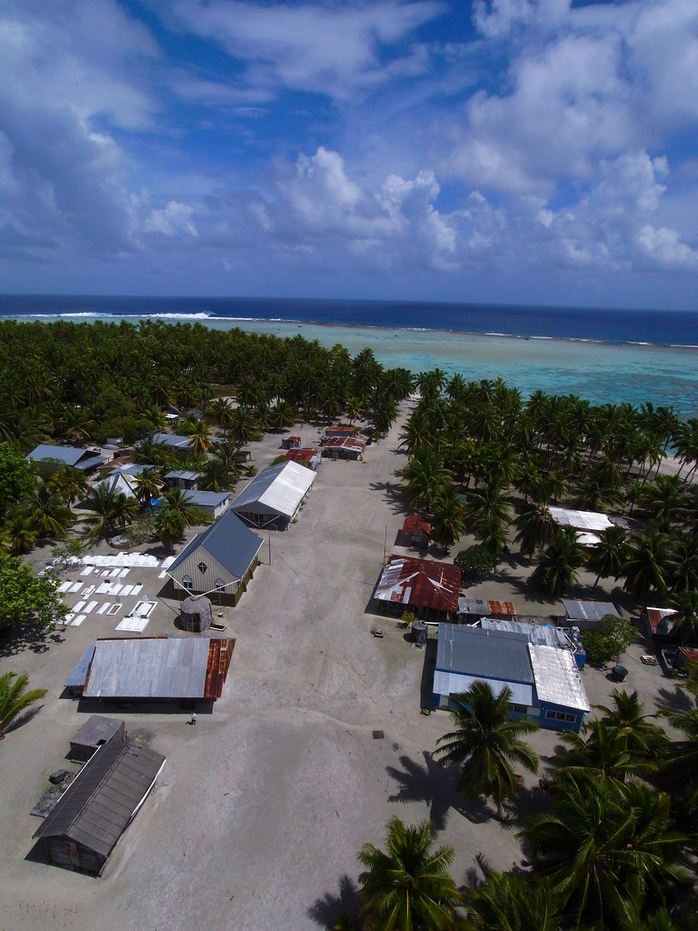 KAp in Palmerston atoll Cook Islands