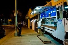 Teh Newness (tacitpixel) Tags: california city urban food night losangeles nikon taco streetfood tacotruck foodtour laestrella lafood d7000 nikkor18105 tacogoodness worldsbesttaco tacomadness