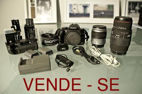canon rebel xt eos 350d. Canon - 350D (Rebel XT) Kit