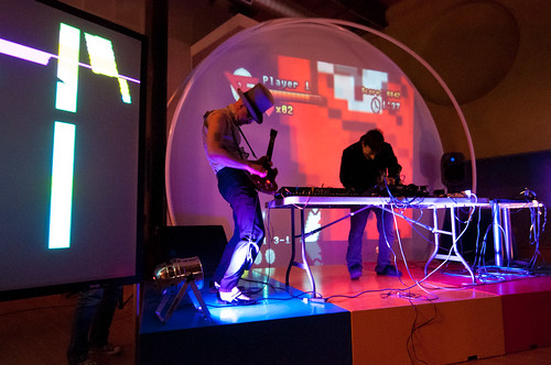 PRESS START 8-Bit Music Fesitval at THEMUSEUM 2011-03-26