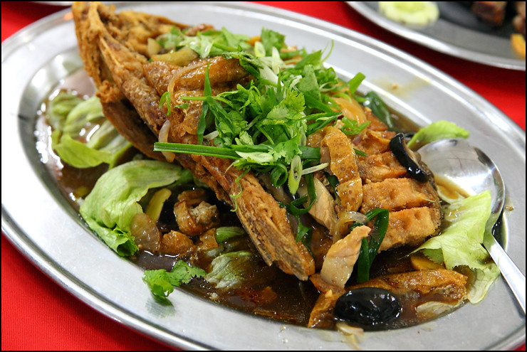 braised-fish-head