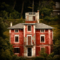 The Mystery of Redrum Estate (Villi.Ingi) Tags: house building mystery architecture danger canon square death dangerous kill shot shots ghost haunted creepy spooky criminal slovenia crime mysterious murder killed piran slovenija misery redrum abondoned ghosthouse hs deathly slovenjia