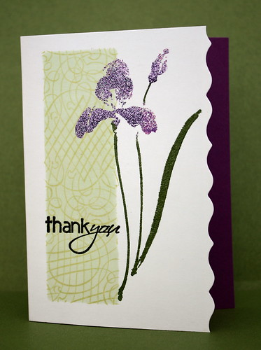 PB thankyou by newkidfish (Cathy A)