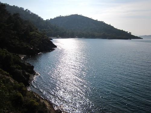 Around the peninsula near Fethiye