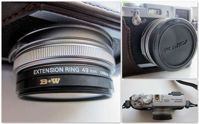 X100 Filter and Case