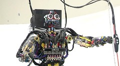 Ph.D. student subjects advanced robot to dance, embarrassment