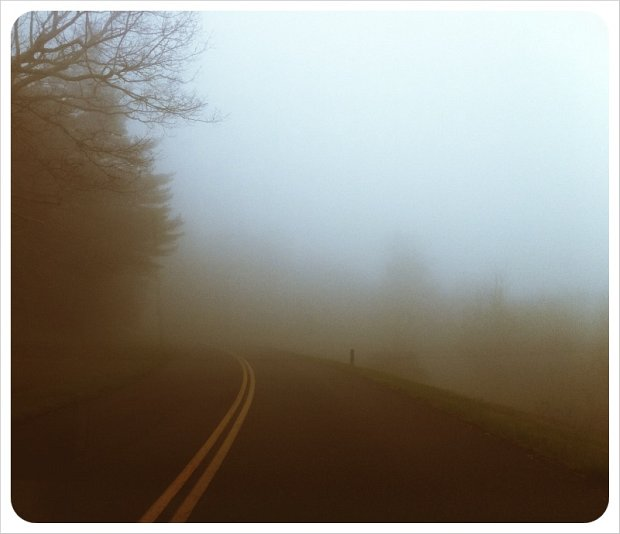 iPhone Photos: West Virginia, Blue Ridge Parkway & Charleston