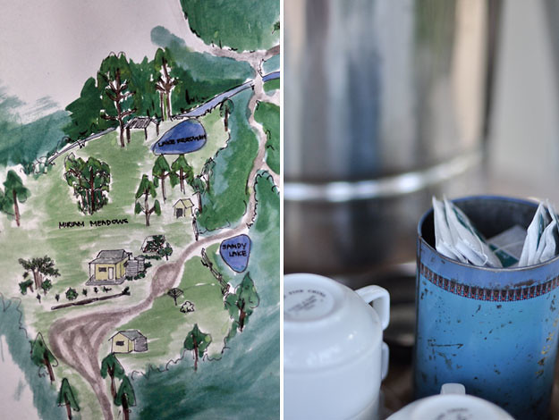 tea-and-map