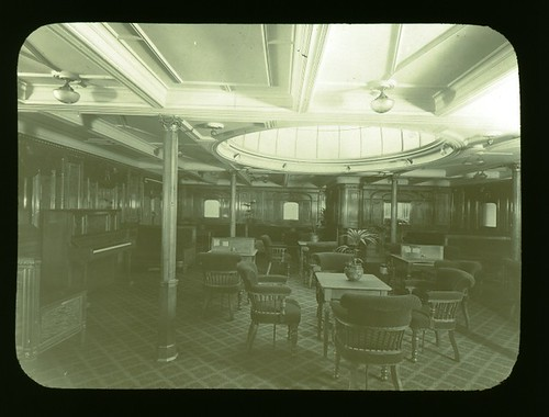 Drawing Room - Mauretania