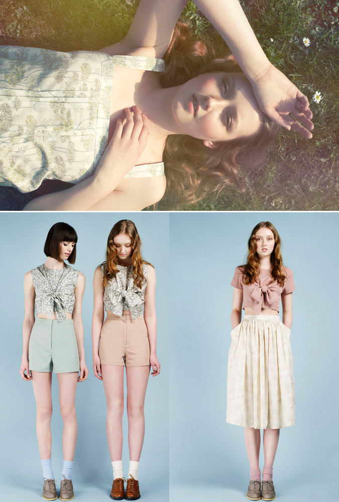 Nadinoo: Spring 2011 Collection
