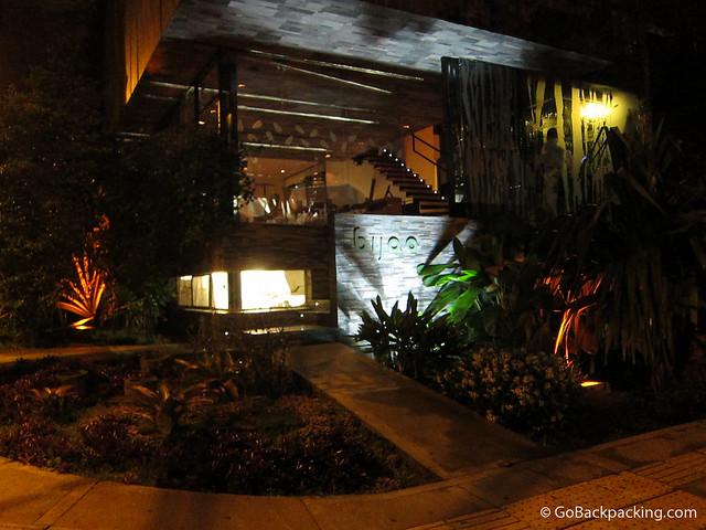 Bijao Restaurant