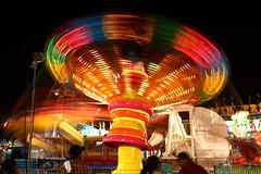 Carnival Fun! (gbrummett) Tags: carnival night fun long exposure sooc digitalphotoprofessional img1029 canoneos5dmarkiicamera grantbrummett
