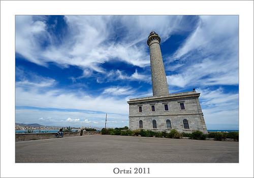 Faro de Palos 2011 by Ortzi Omeñaka