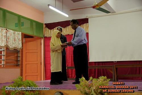 KARNIVAL BAHASA SK SUNGAI LESUNG 2011