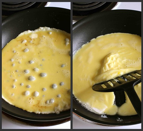 How to: Make an Omelet Collage 1