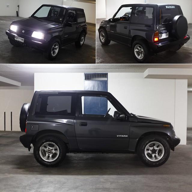 Suzuki Club 4x4 :: Ver tema - Vitara JLX 1992