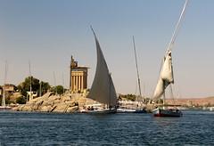 Egypt 2011, Aswan Nile Area (Photoguide.cz) Tags: lake river egypt nile nil aswan egitto egypte  egypto nilo assuan asuan nilus assouan  syene  agypte   a